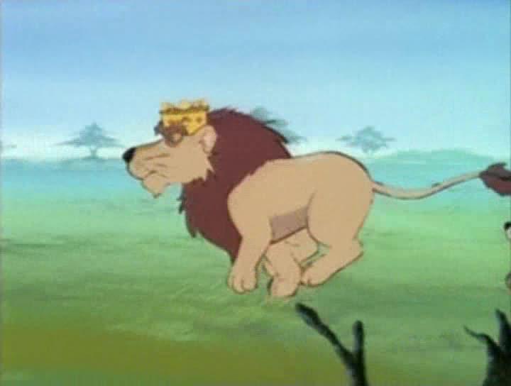 Лев Лео, Король Джунглей - Leo the Lion- King of the Jungle