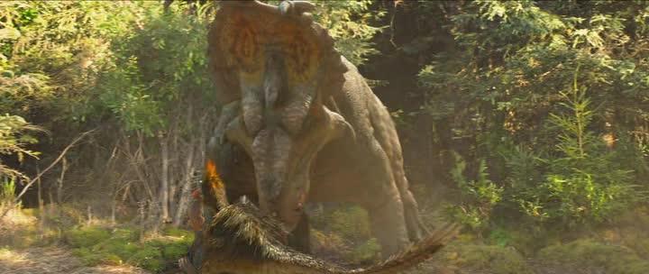 Прогулки с динозаврами 3D - Walking with Dinosaurs 3D