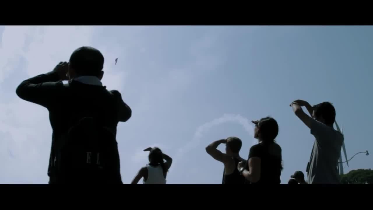 Летающий человек - The Flying Man