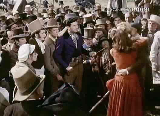 Цыганка и джентльмен - The Gypsy and the Gentleman