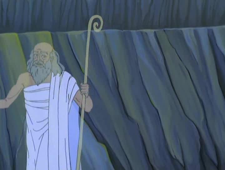 Разрушение Трои и приключения Одиссея - Destruction of Troy and adventures of Odysseus