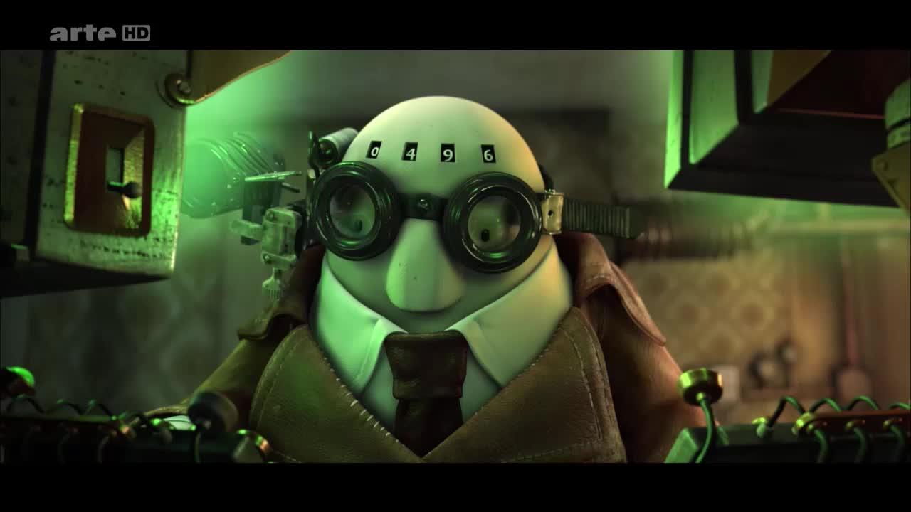 Господин Иллюминатор - Mr Hublot