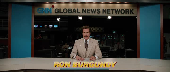�����������: � ����� ������������ - Anchorman- The Legend Continues