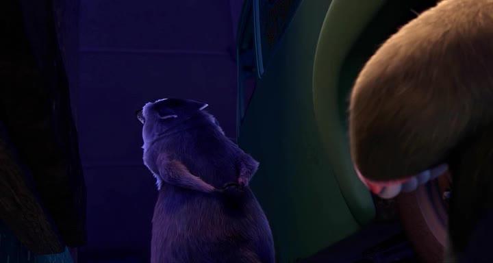 Реальная белка - The Nut Job