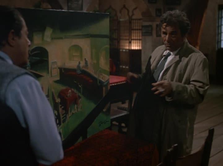 Коломбо: Гений и злодейство - Columbo: Murder, a Self Portrait