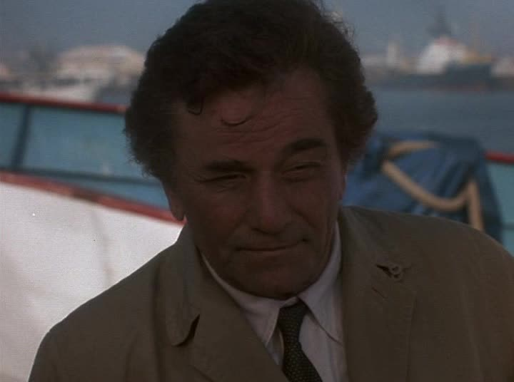 Коломбо: Загадка миссис Коломбо - Columbo: Rest in Peace, Mrs. Columbo