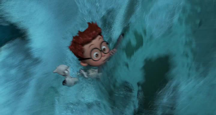 ����������� ������� ������ � ������� - Mr. Peabody & Sherman