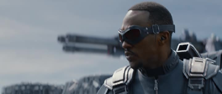 ������ ��������: ������ ����� - Captain America- The Winter Soldier