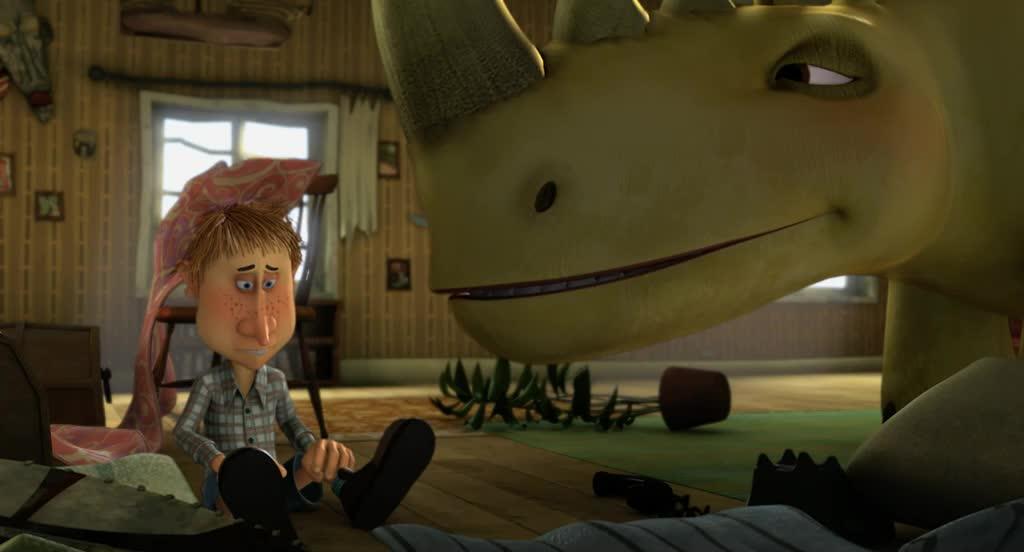 ������� ���� - Otto er et nasehorn