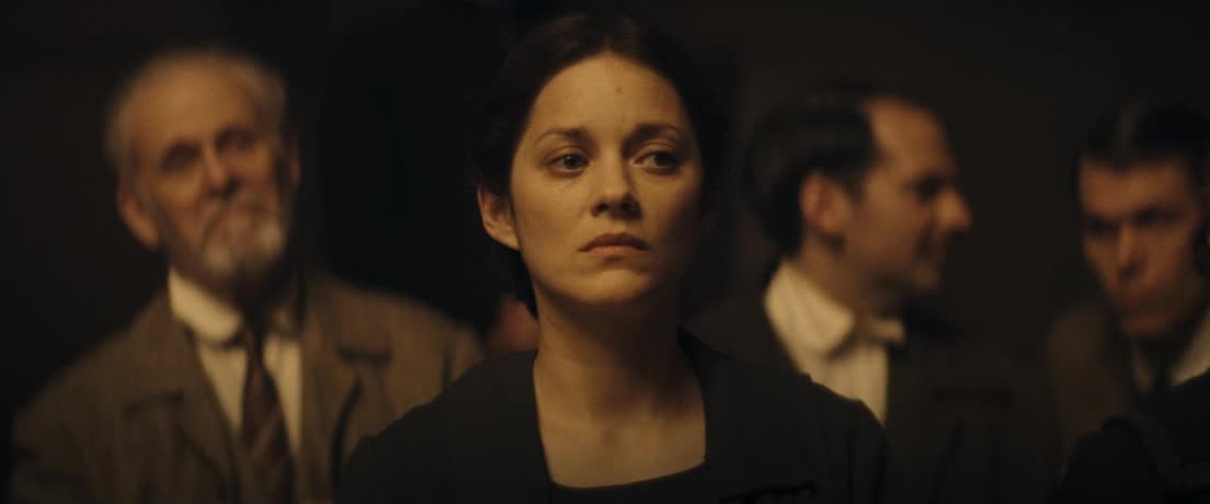 ������� ������� - The Immigrant
