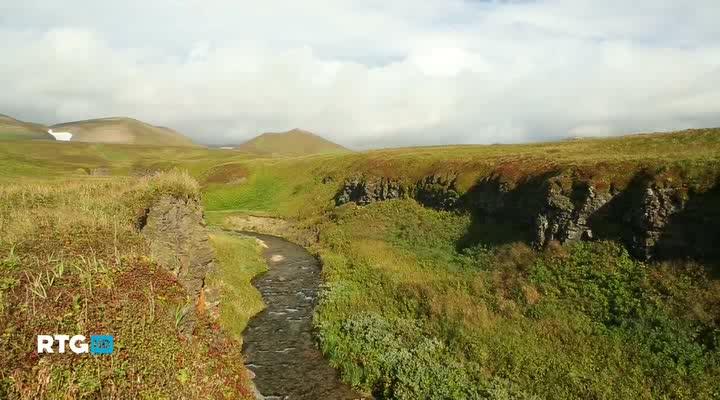 Природа Командорского архипелага