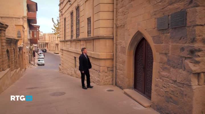 Прогулка по Баку