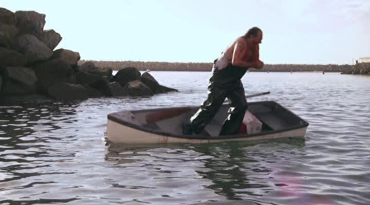 ��������� ���� �� ���-������ - Jersey Shore Shark Attack