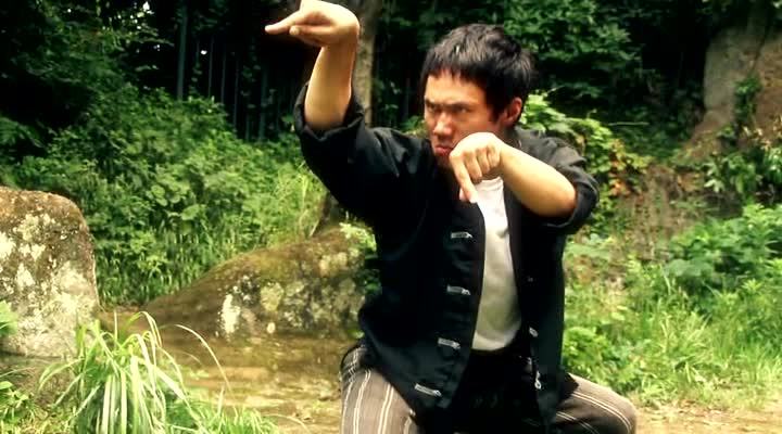 Бушидо-мен - Bushido Man