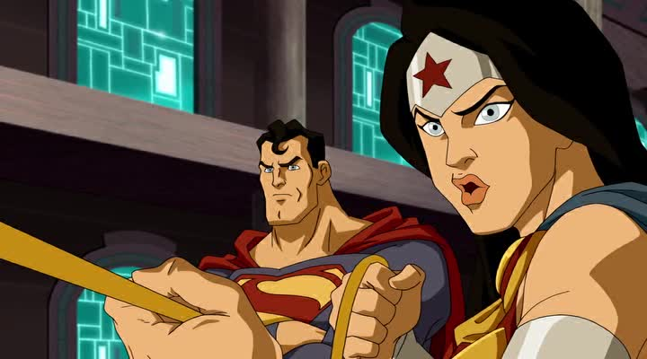 ���� ��������������: � ������� ������� - JLA Adventures- Trapped in Time