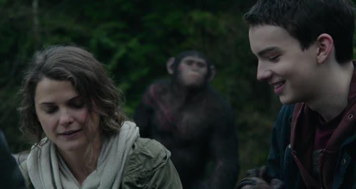 Планета обезьян: Революция - Dawn of the Planet of the Apes