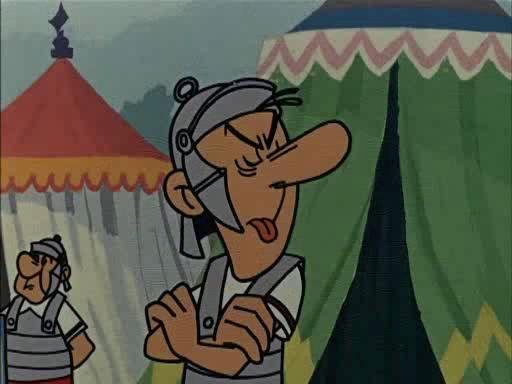 Астерикс из Галлии - Asterix le Gaulois