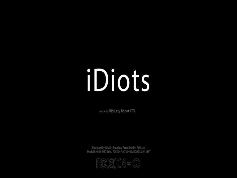 иДиоты - iDiots