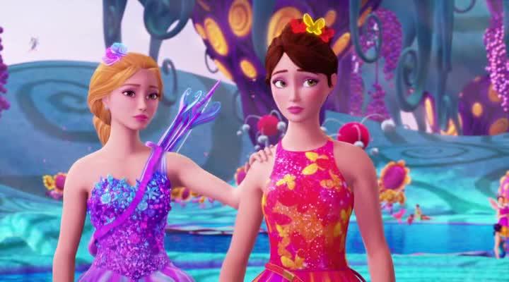 Барби и потайная дверь - Barbie and The Secret Door