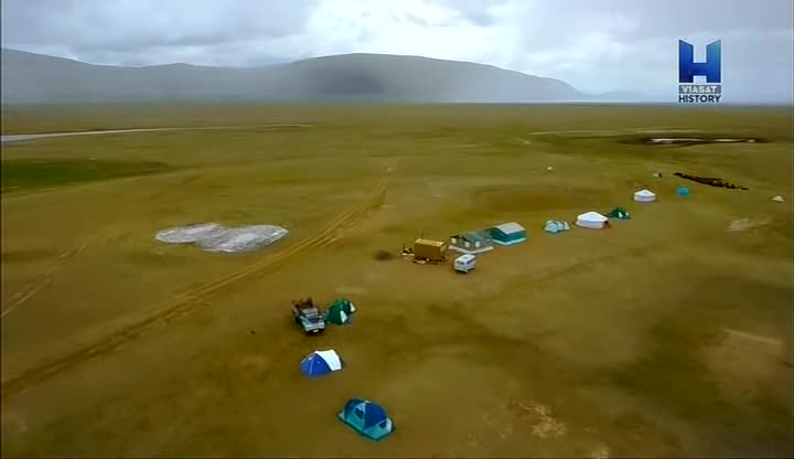 Монгольская гробница - The Frozen Tomb of Mongolia