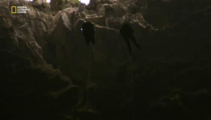 NG: Тайны Гуансийских пещер - Mystery Cave of Guangxi