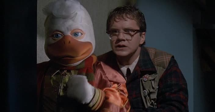 Говард-утка - Howard the Duck