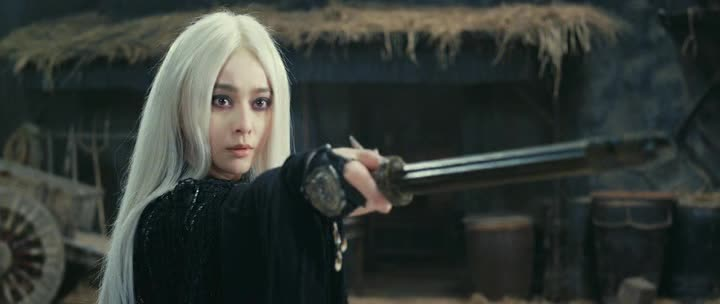 ��������� ������� �� ������� ����������� - The White Haired Witch of Lunar Kingdom