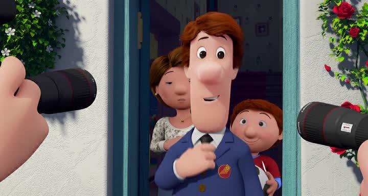 Почтальон Пэт - Postman Pat- The Movie
