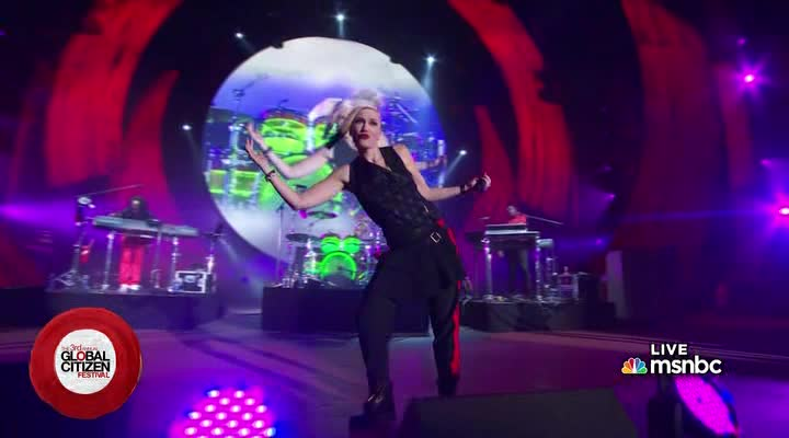 No Doubt - Global Citizen Festival