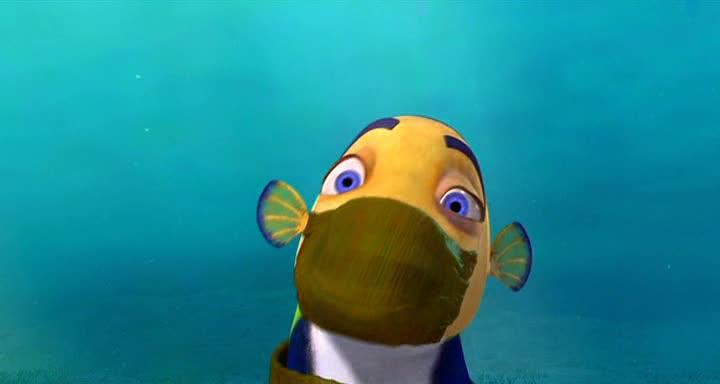 Подводная братва - Shark Tale