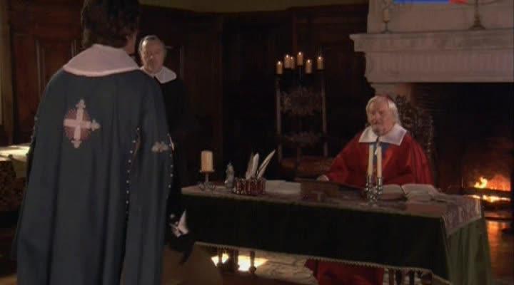 Ришелье. Мантия и кровь - Richelieu, la pourpre et le sang