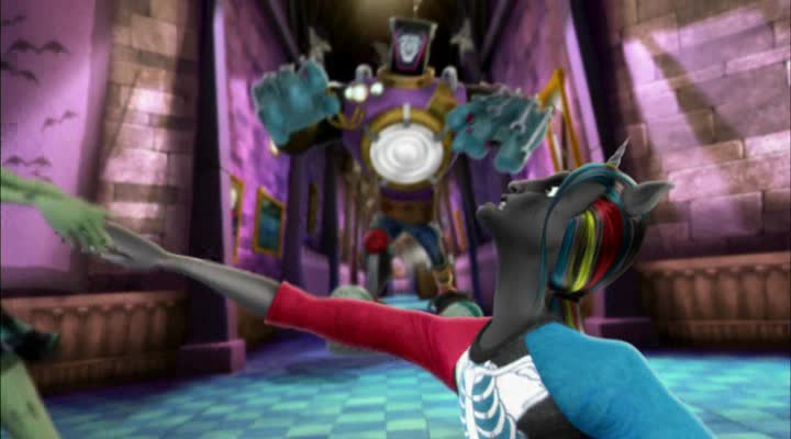 Школа монстров: Монстрические мутации - Monster High- Freaky Fusion
