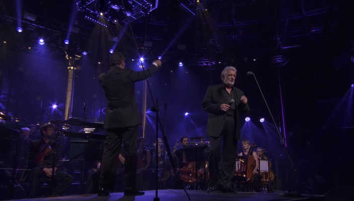 Placido Domingo - iTunes Festival in London