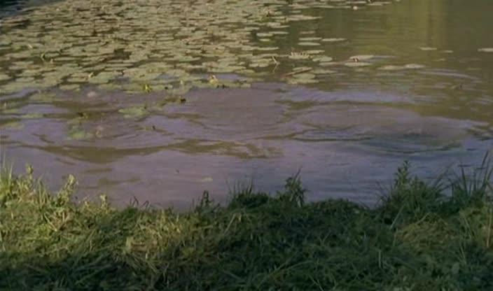 ����� ����� ��������� - Le lac des morts vivants