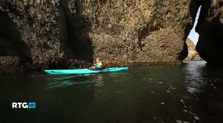 Путешествие на каяке по Авачинской бухте
