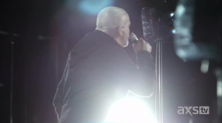 Peter Gabriel - Taking The Pulse. Live In Verona