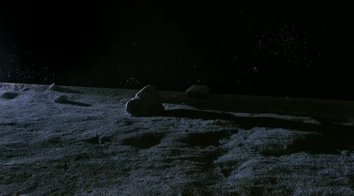 Раскаленная Луна