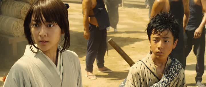 Бродяга Кэнсин: Великий киотский пожар
