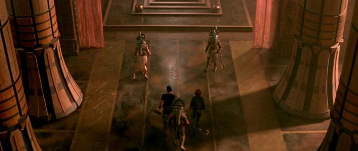 Звездные врата (режиссерская версия) - Stargate