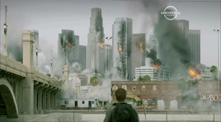 ����������� � ���-��������� - LA Apocalypse