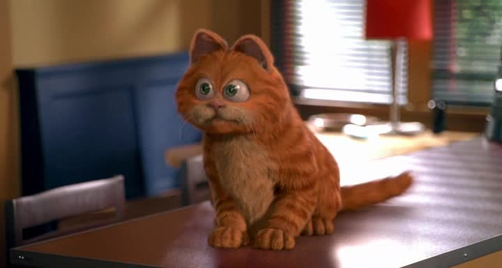 Гарфилд - Garfield