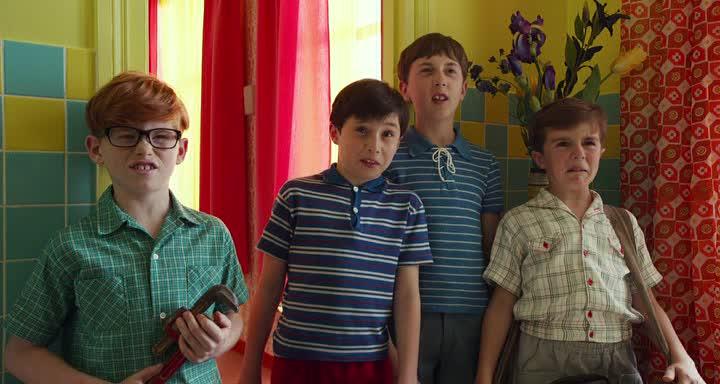 Каникулы маленького Николя - Les vacances du petit Nicolas
