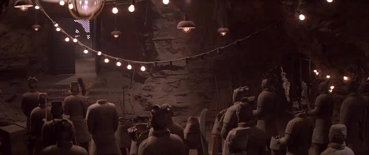 Лара Крофт: Расхитительница гробниц 2 - Колыбель жизни - Lara Croft Tomb Raider: The Cradle of Life