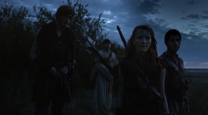 Сердце дракона 3: Проклятье чародея - Dragonheart 3- The sorcerer's curse