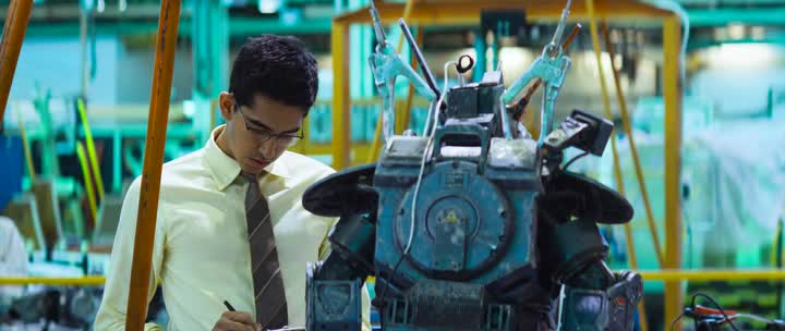 Робот по имени Чаппи - Chappie