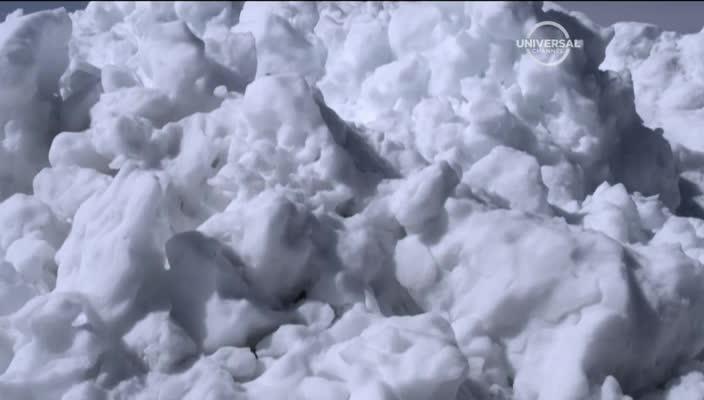 Ледяная угроза - Christmas Icetastrophe