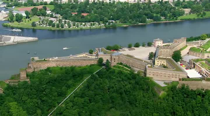 Золото Рейна - лица одной реки - Rheingold- Gesichter eines Flusses