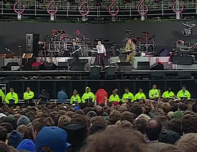 The Best British Rock Concert Of All Time: Live At Knebworth