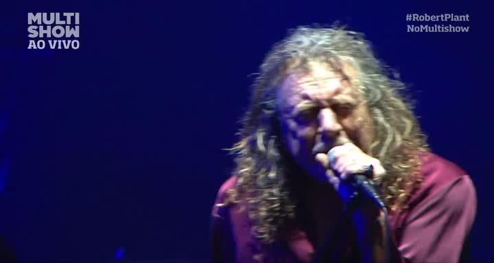 Robert Plant - Lollapalooza. Live at Sao Paulo