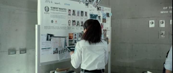 Чёрный и белый 2: Рассвет справедливости - Pi Zi Ying Xiong 2